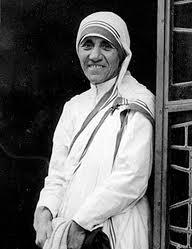 Mother Teresa Indian Citizen Newsgrab