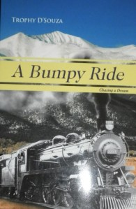 Book cover: A Bumpy Ride