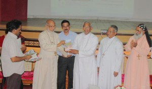 cardinal releases book with arbp thazhath