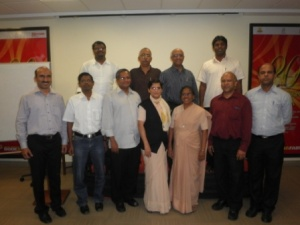 Catholic Publishers meet at Book & media fair 2012, Mumbai