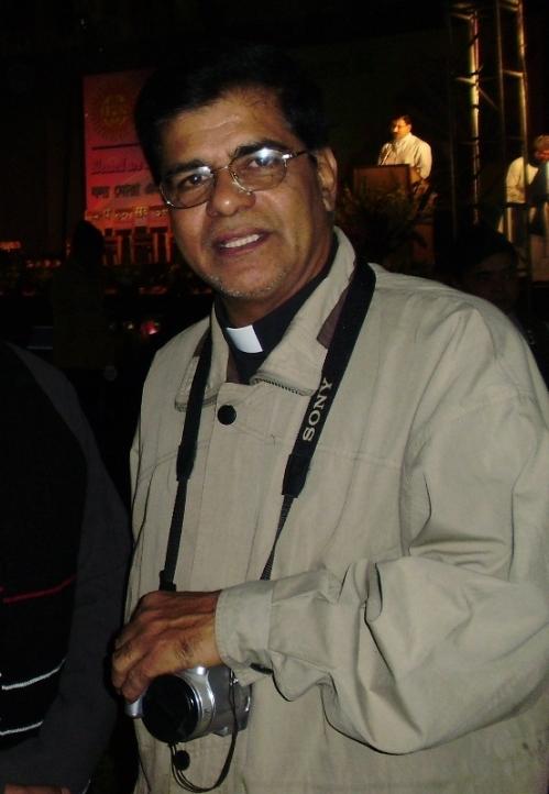 Fr Robin Gomes SDB