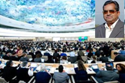 VM at UN Gen