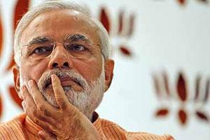 Narendra Modi, PM candidate 2014
