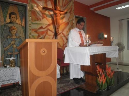 Fr Godfrey DeSouza