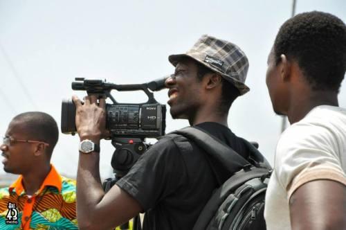 Br Samuel Job and his ART 43 film unit