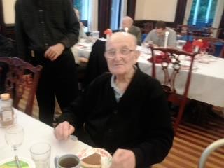 Fr Cappelleti at Thanksgiving 2013