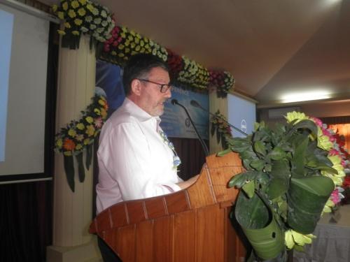 Dr Garret Campbell, CEO Global Schoolroom