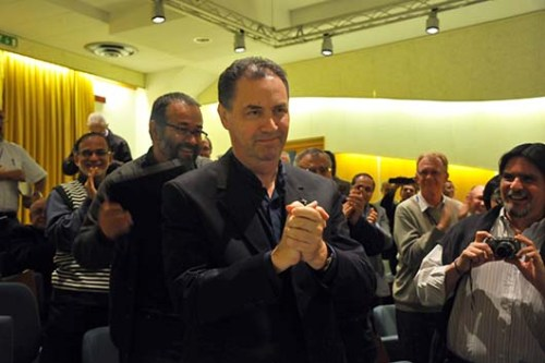Standing ovation for new Rector Major