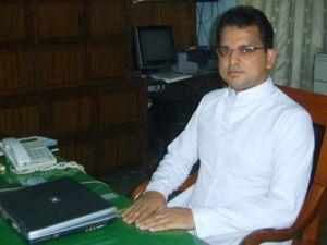 Congress Local Coordinator & Rector: Fr Biji Thomas