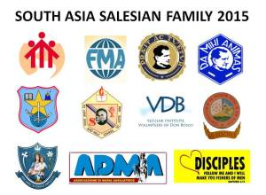 11  members of Salesian Family at South Asia Congress